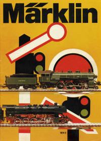 [Estratto scala Z catalogo Maerklin 1974]