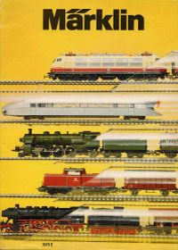 [Estratto scala Z catalogo Maerklin 1975]