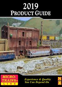 [Estratto scala Z catalogo Micro-Trains 2019]